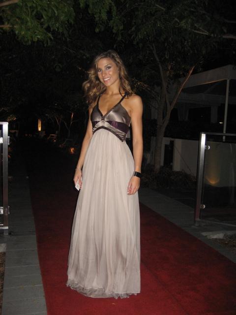 Cristina Llorente en Miami